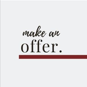 I LOVE OFFERS AND BUNDLES!!